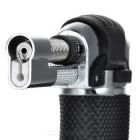 1300'C Metal Melting Butane Jet Torch - Black