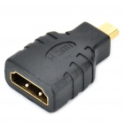 HDMI Female to Micro HDMI Male Adapter/Converter - Black