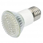 E27 5W 6800K 360-Lumen 80-LED Light Bulb (AC 230V)