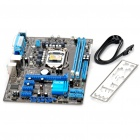 ASUS P8H61-M LX Intel H61 Dual DDR 3 Channels Desktop Motherboard