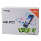 "CoolPad W711 3,5 ""tactile écran 3 WCMDA Android 2.1 Smartphone w / Wi-Fi - noir"