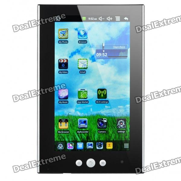 """7 """"Touch-Screen Android 2.2 Tablet PC w / Kamera / TF (WM8650 800MHz / 2GB)"""