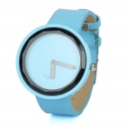 Simple Watch Fashion Quartz Wrist Watch - Blue (1 x LR626)
