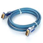Choseal 1080P DVI 24+1 Male to Male Cable (2M Length)