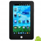 "7.0"" Resistive Android 2.2 Tablet PC w/ Camera/TF (VIA WM8650 800MHz/ 4GB)"