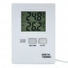 "1.6"" LCD Digital Indoor/Outdoor Thermometer (1 x AAA)"