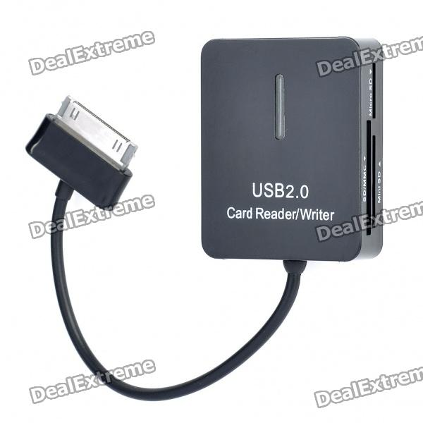 5-in-1 OTG Card Reader for Samsung Galaxy Tab 10.1 P7510/P7500/P7300/P7310