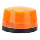 Safety Yellow Flashing Warning Light for Motorcycle/Vehicle (12V)