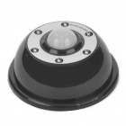 PIR Motion Activated 6-LED White Light - Black (4 x AAA)