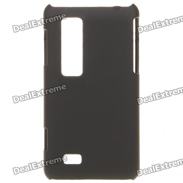 купить Protective PC Back Case for LG P920 - Black недорого
