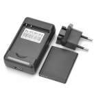 3.7V 1500mAh Battery + Battery Charging Station + EU Adapter for HTC Wildfire S/G13/A510E