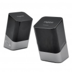 Rapoo 2.4GHz SE8 Universal Wireless Speaker Adapter Set for DVD/MP3/TV/PC