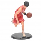 Slam Dunk PVC Figure Toy with Display Base - Rukawa Kaede