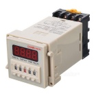 "1.2"" LED 4-Digit Digital Display Time Relay"