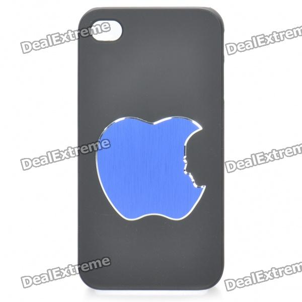 Remembering Steve Jobs Protective Plastic Back Case for iPhone 4/4S - Black