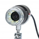 Portable USB 2.0 CMOS 2.0MP 500X Digital Microscope with 8-LED Illumination