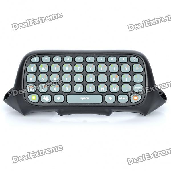 47-Key Keyboard for Xbox 360 Controller - Black от DX.com INT