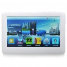 Portable 4.3&quot; Touch Screen Multi-Media Player w/ FM / 3.5mm Jack / TV-Out / TF Slot - White (4GB)