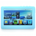 "Portable 4.3"" Touch Screen Multi-Media Player w/ FM / 3.5mm Jack / TV-Out / TF Slot - Blue (4GB)"