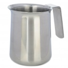 Stainless Steel Thick Milk Cup - Silver (250ml)