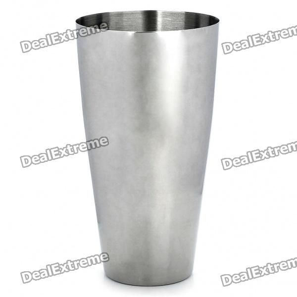 Stainless Steel Shaker Cup - Silver (800ml) mini stainless steel handle cuticle fork silver