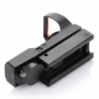 Adjustable Universal Red Laser Gun Aiming Sight Bore Sight - Black (1 x 2032)