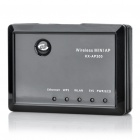 Mini 2.4GHz 802.11n USB Wireless WLAN Router/WiFi AP - Black