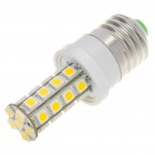 E27 30SMD 360lm 3000-3500K Warm White LED Lampe Licht