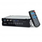 "USB 3.0 Full HD 1080P 3.5"" SATA HDD Media Player w/ HDMI / VGA / USB3.0 / Optical / CVBS / YPbPr"