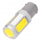 1156 6W 7000K 230-Lumen 4-LED White Light Car Braking Lamp (DC 8~30V)