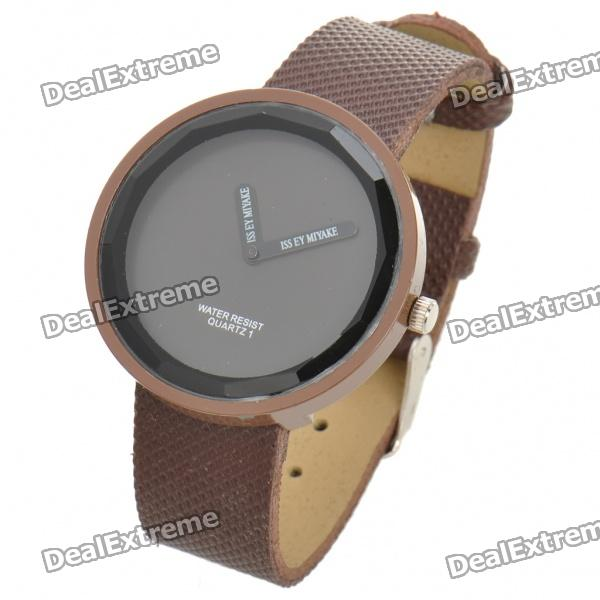 ffc78e82c Simple Watch Fashion Quartz Wrist Watch - Brown (1 x LR626) - Free ...