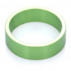 Stylish Headset Spacer for Bicycle - Green (3.3x3.3x1.0cm)