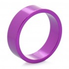 Stylish Headset Spacer for Bicycle - Purple