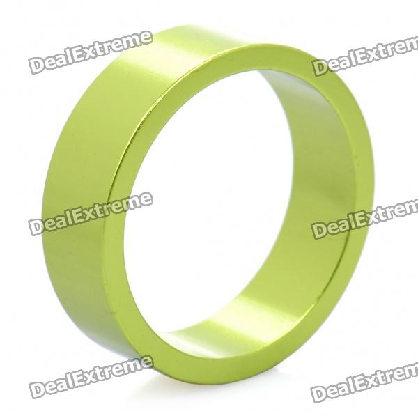 Stylish Headset Spacer for Bicycle - Light Green