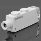 160X~200X Zoom Microscope with White 1-LED Illumination Light - White (3xLR1130)