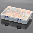 Multi-Function 9-Compartment DIY Parts Storage Box