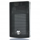 "Super Speed USB 2.0 SATA eSATA Hard Drive Enclosure for 2.5"" HDD - Black"