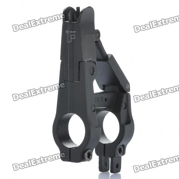 Folding Triangle Front Sight - Black