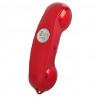 Mini Phone Style Bluetooth V2.0 2.4GHz Wireless Headset - Red (5.5-Hour Talk / 120-Hour Standby)