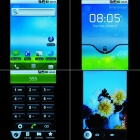 "ALCATEL OT-990M 3.5"" Capacitive Screen Android 2.2 3G WCDMA Smartphone w/ GPS + WiFi - Blue (4GB TF)"