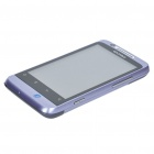 "G510 3,5 ""Touch Screen Dual SIM Android 2.3 Smartphone Quadband w / GPS + TV + Wi-Fi - Roxo"