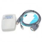RF-ID Card Reader and RF-IC Card Writer with RFIC Card Kit (USB + RS232)