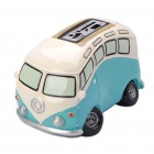 Stylish Bus Style Mini Digital Speaker with USB/SD Card Slot