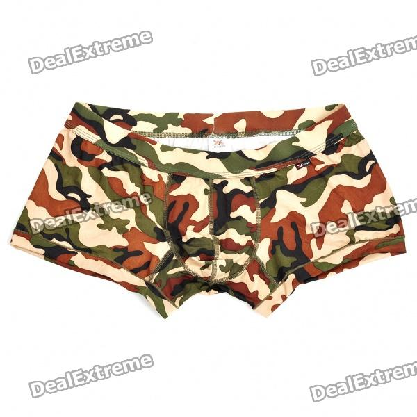 Lycra Panties/Underpants/Underwear for Man - Random Color (Size-XL)