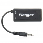 Flanger FC-20 Guitar / Bass to iPhone Converter - Black