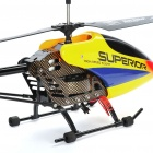 S038 Large Size 40MHz 3.5-CH R/C Helicopter with Gyroscope / Colorful LED Light