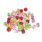 Super Dices (Colorful 50-Pack)