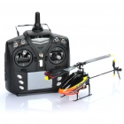 Walkera Genius CP Palm-Sized Superb 6-Axis Gyro 3D RC Helicopter with DEVO 6 Remote Control (4 x AA)
