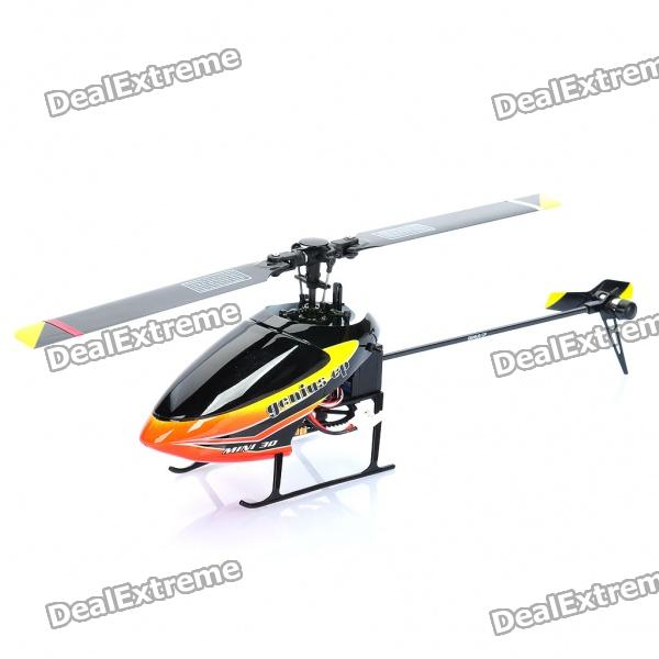Walkera Genius CP 6-Axis Gyro Mini 3D RC Helicopter (No Transmitter)