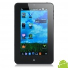 "7.0"" Resistive Touch Screen Android 2.2 Tablet PC with Camera/Wi-Fi/TF - Black (ARM V5 349.79MHz)"